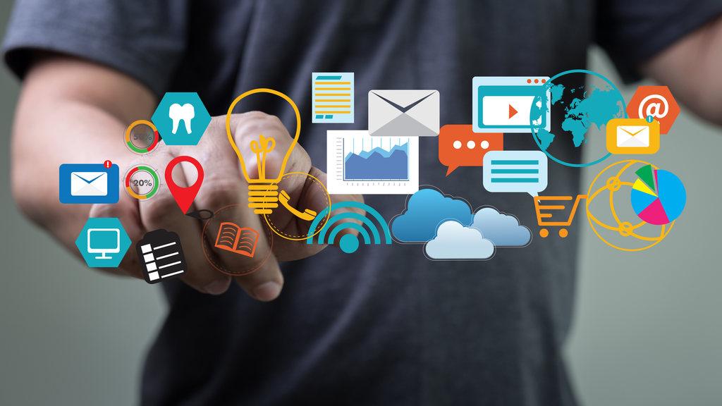 Como o marketing digital ajuda na divulgação de produtos online (Foto: internet)